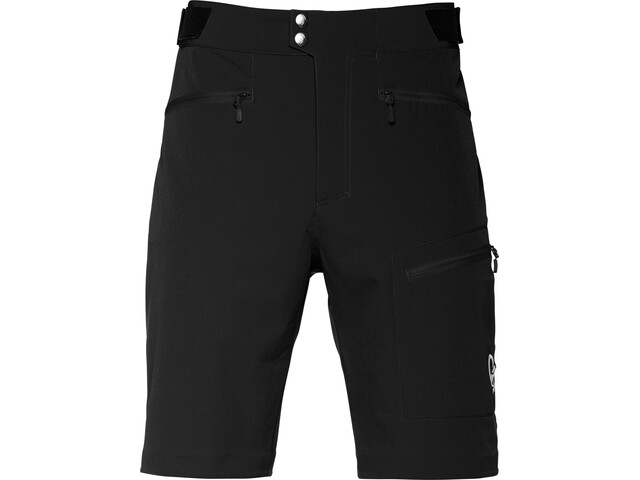 Norrøna Falketind Flex1 - Pantalones cortos Hombre - negro